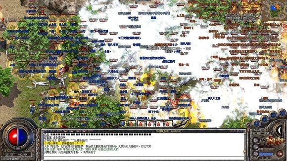 行会战地图